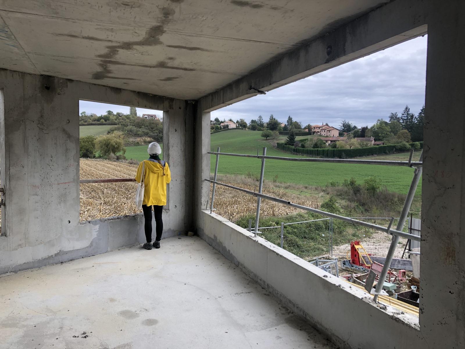 31 logements avec chambre d'hôte, atelier bricolage... - Saint-Just-Chaleyssin - Z Architecture - chantier