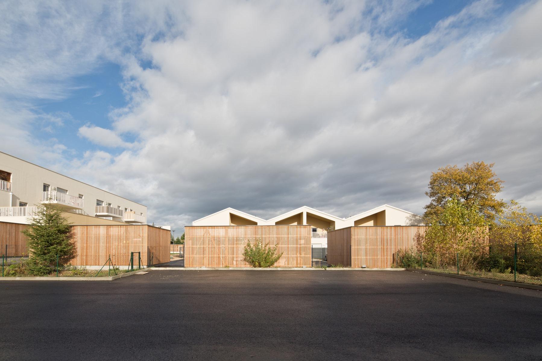 Les loges du Garon - Brignais - Z Architecture