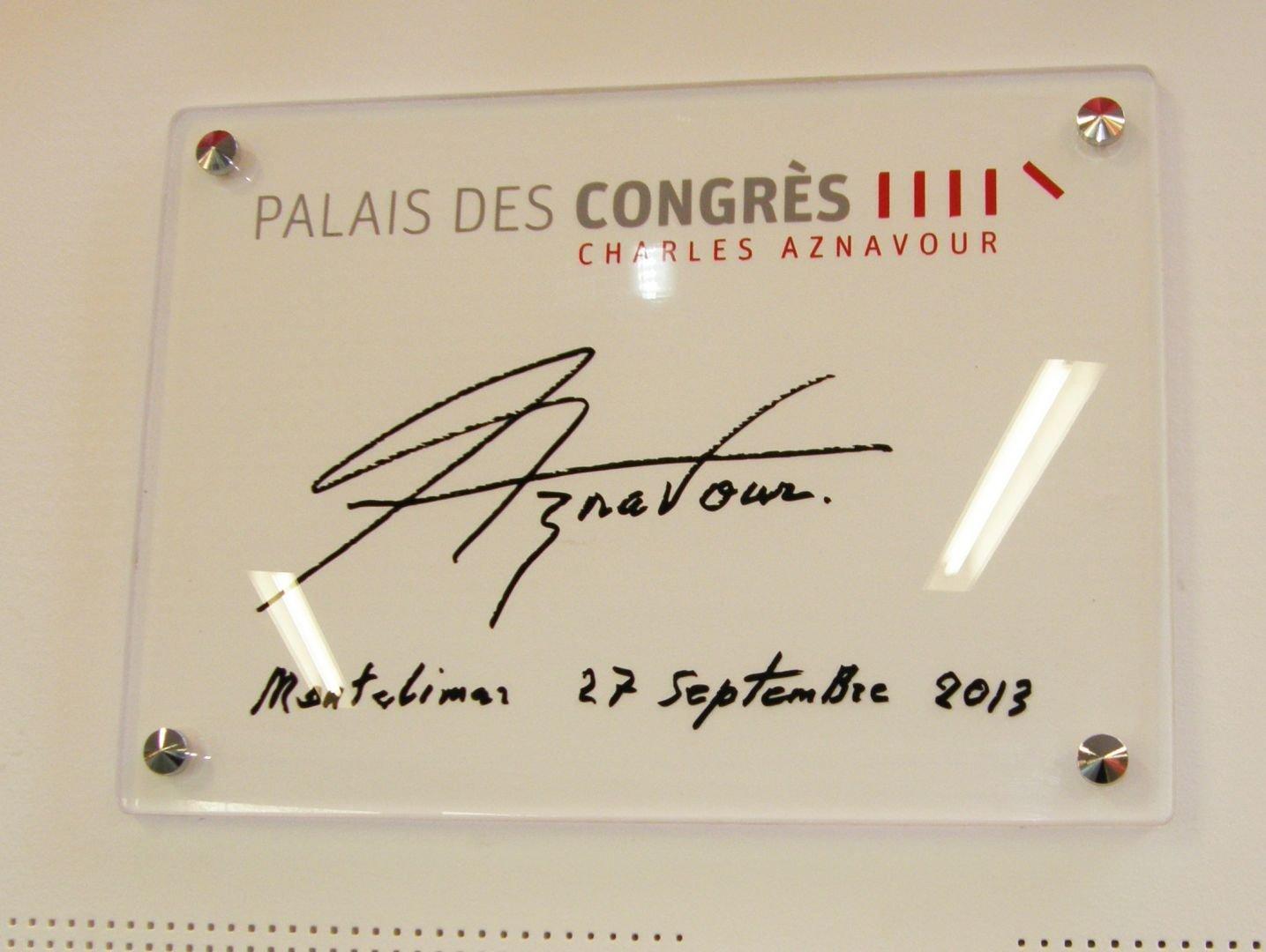 Palais des Congrès Charles Aznavour - Montélimar - Z Architecture