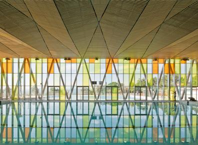 Centre Aquatique Pertuis Durance Lubéron - Z Architecture