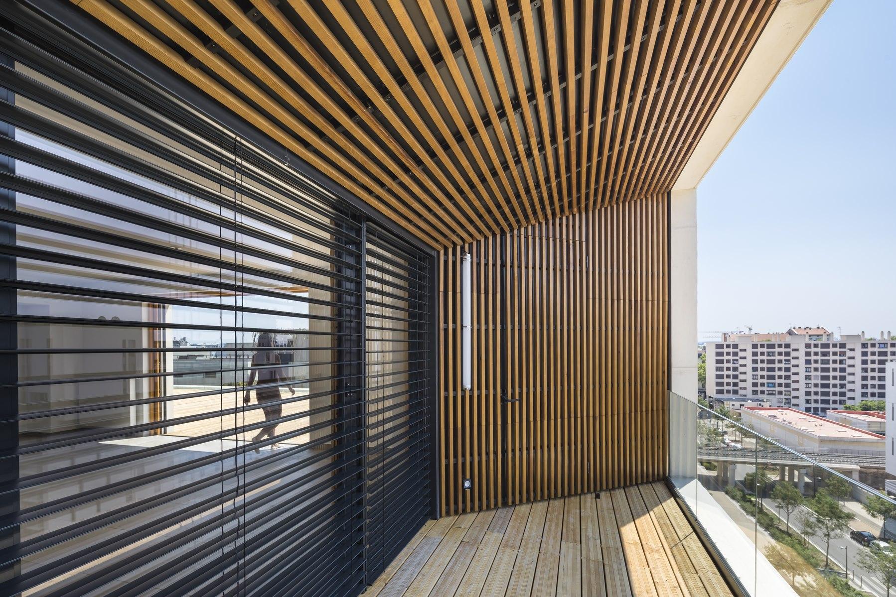 Ilot G / les Loges de Saône - Lyon Confluence - Z Architecture