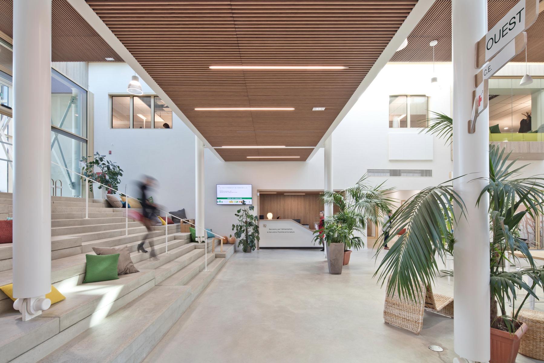 Siège Bjorg Bonneterre et Cie - Saint-Genis-Laval - Z Architecture