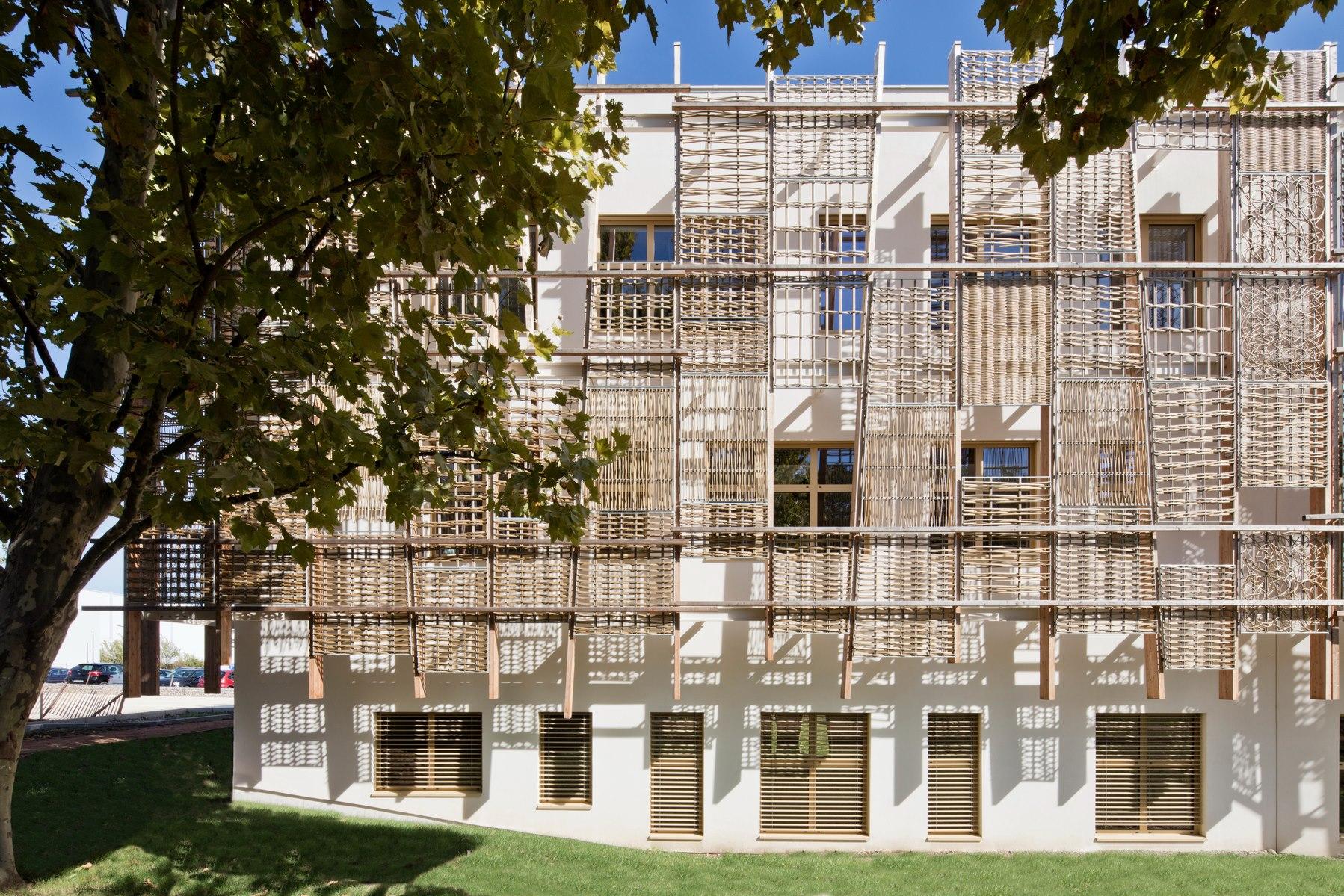 Siège Bjorg Bonneterre et Cie - Z Architecture