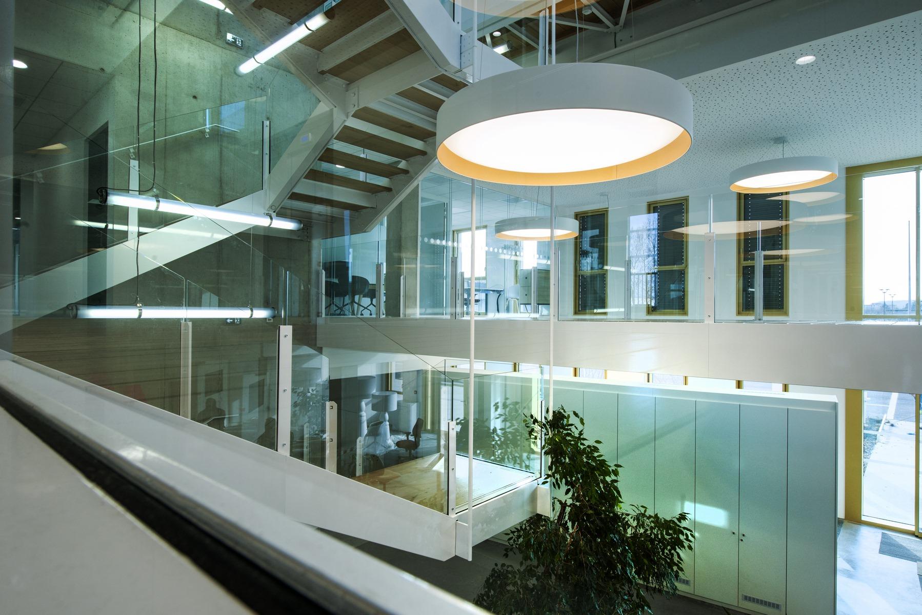 Siège ABB - Beynost - Z Architecture
