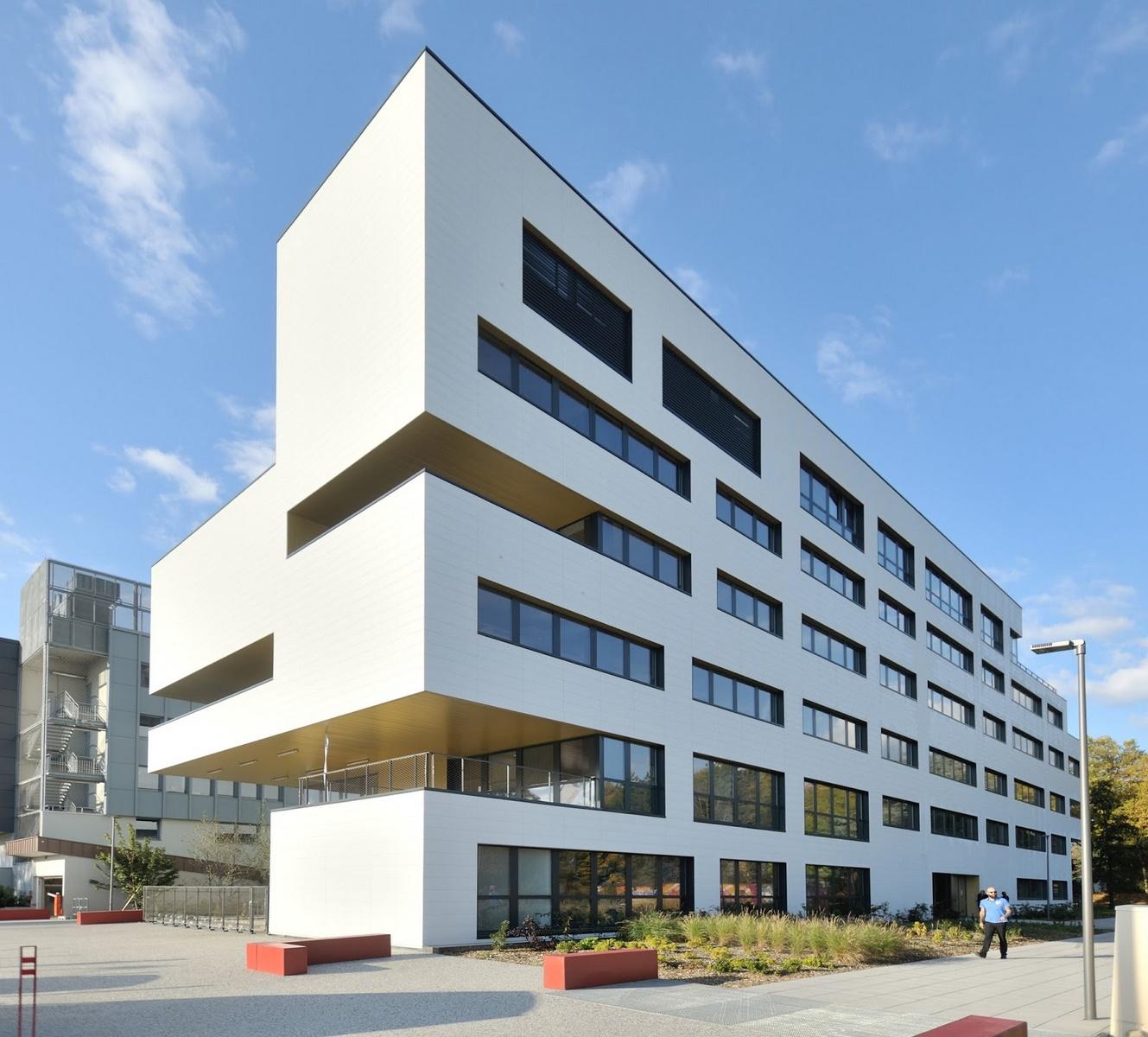 Siège Eiffage - Chambéry - Z Architecture