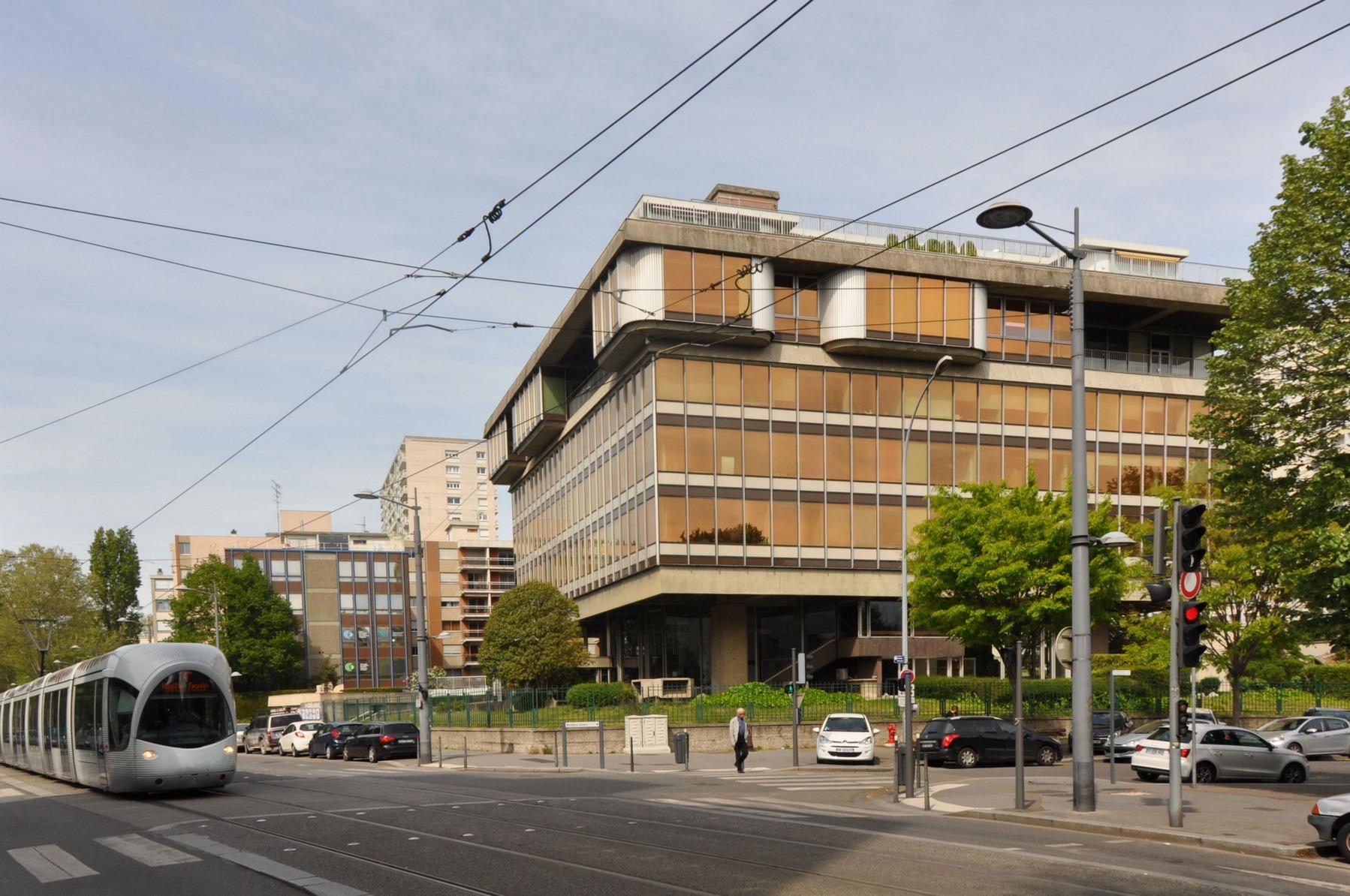Réhabilitation du siège de la FBTP Rhône-Métropole - Villeurbanne - Z Architecture