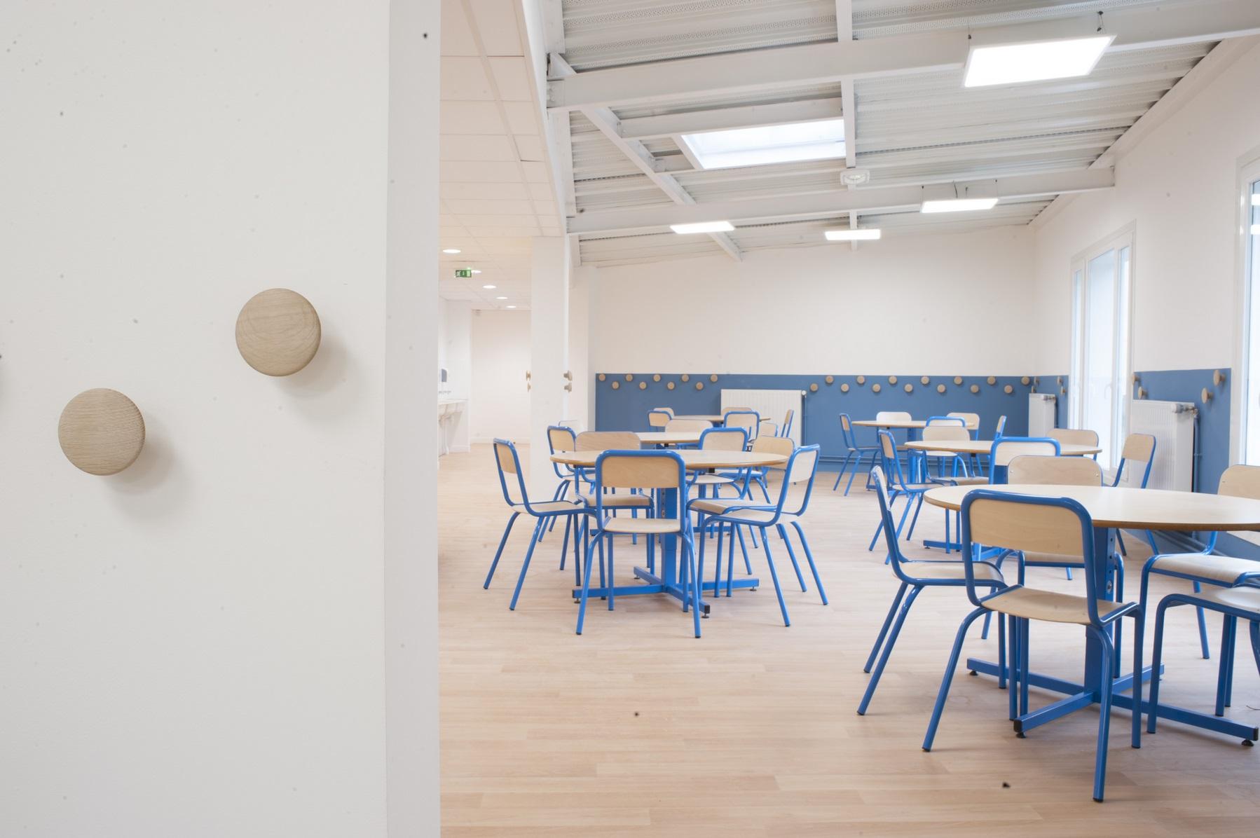 Groupe scolaire Emile Serre - Neauphe-le-Chateau - Z Architecture
