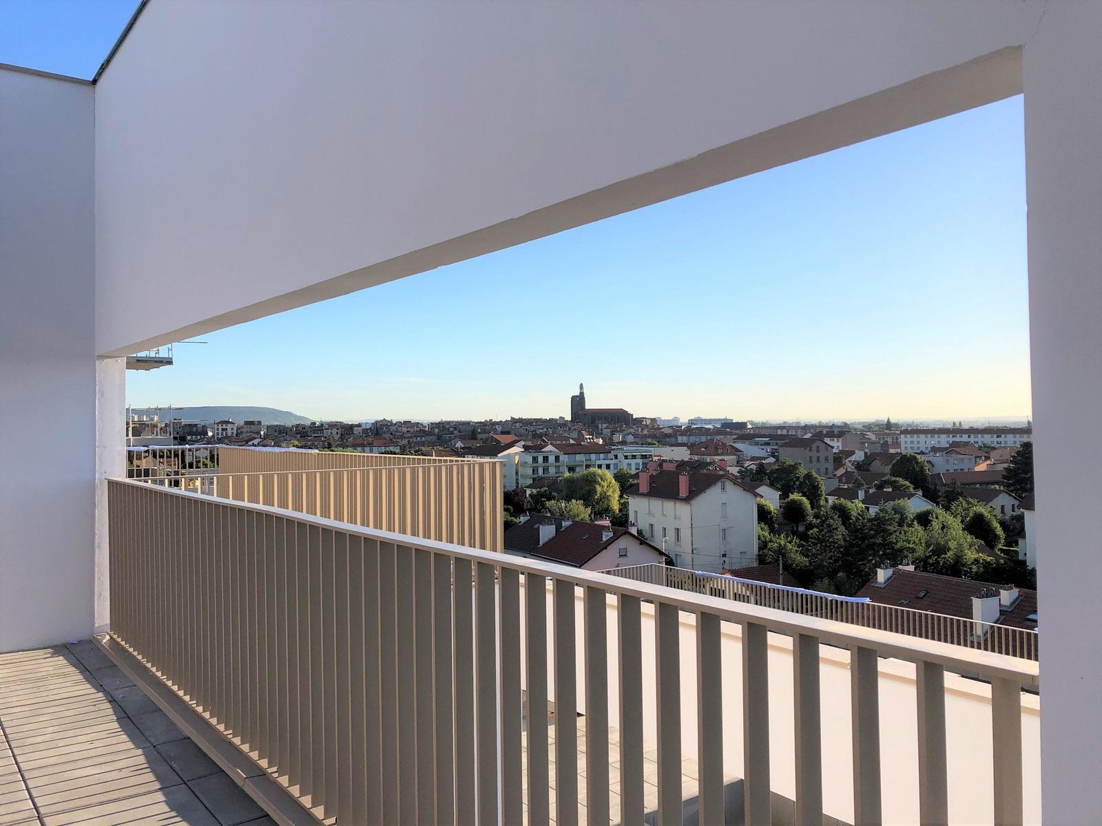 Logements collectifs et résidence étudiante - Franc-Rosier - Clermont-Ferrand - Z Architecture