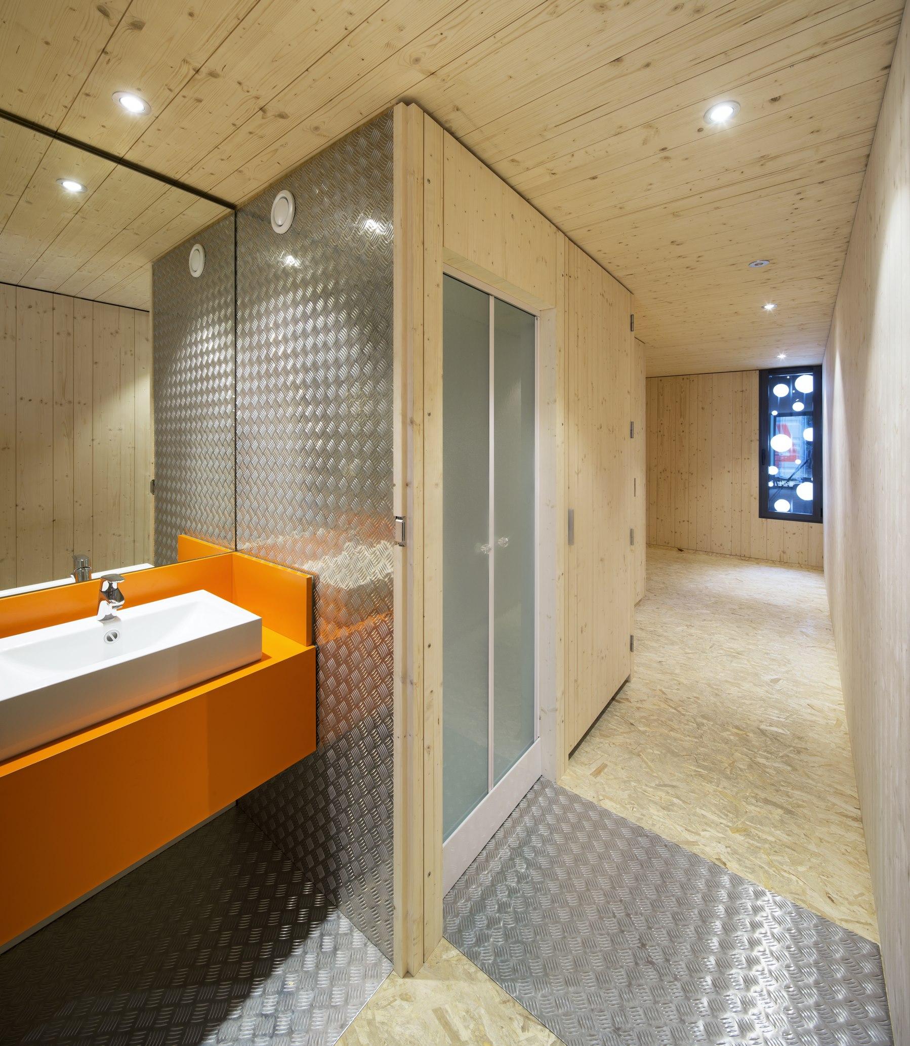 Ateliers Frappaz - Résidence artistes, containers - Villeurbanne - Z Architecture