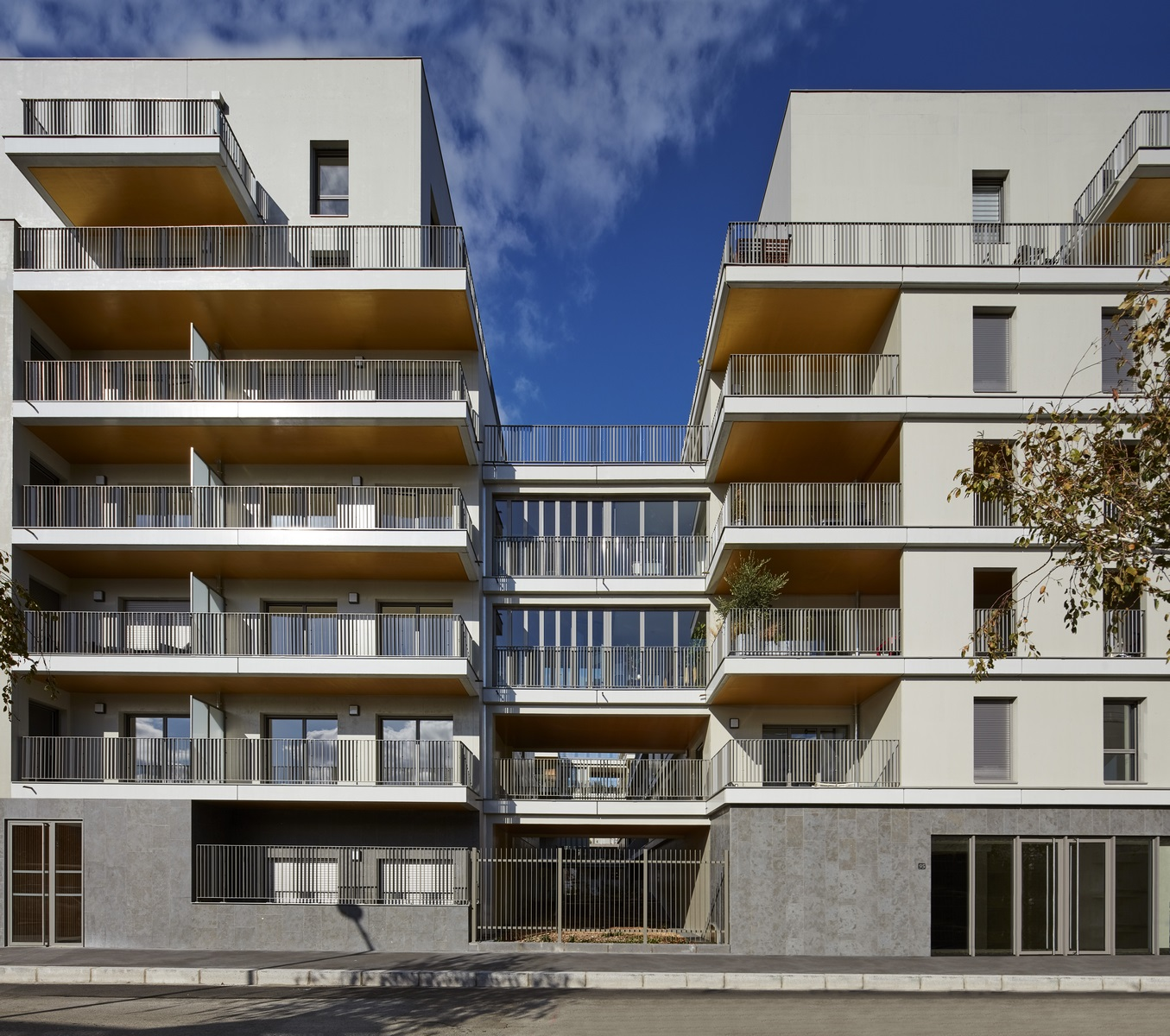 Open Set - Logements sur le site de Lyon Babolat - Z Architecture
