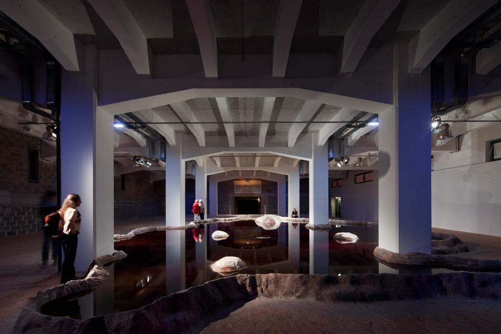 la Sucrière - Lyon Confluence - Z Architecture