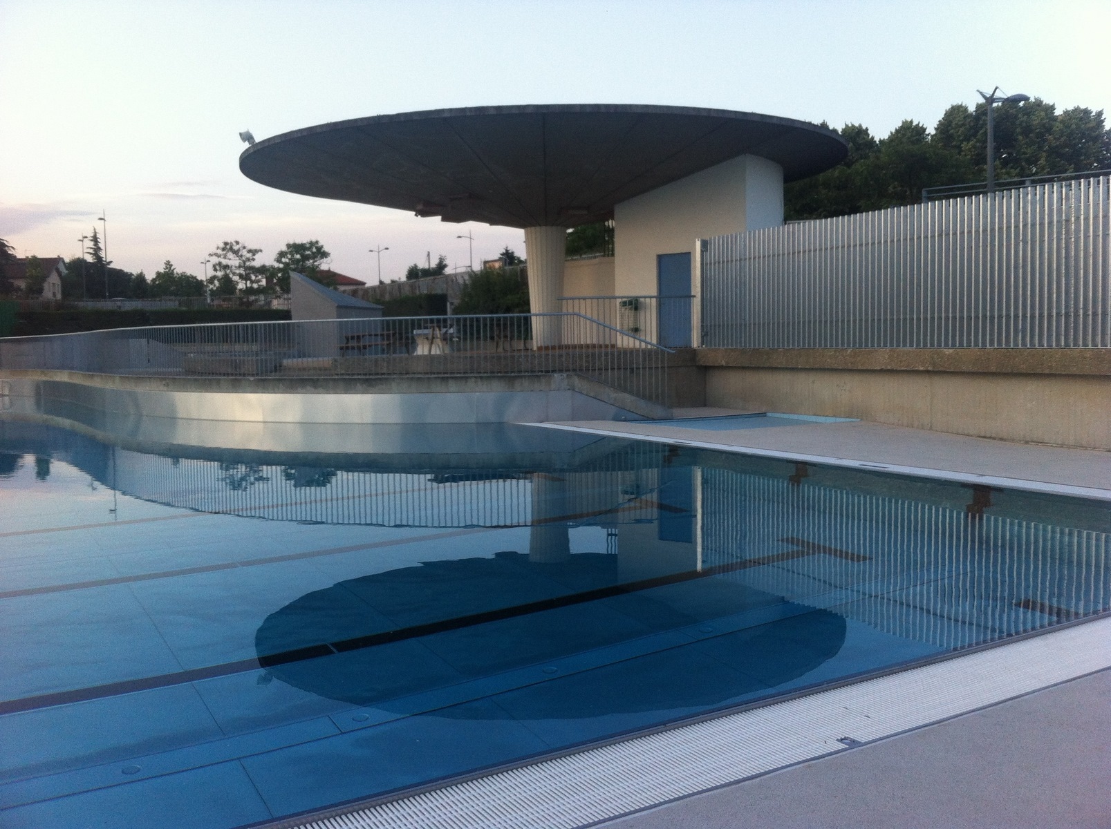 Piscine Jean Mermoz - Lyon - Z Architecture