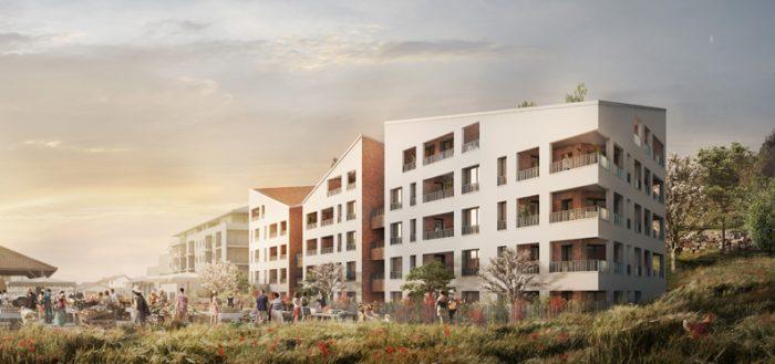 31 logements avec chambre d'hôte, atelier bricolage... - Saint-Just-Chaleyssin
