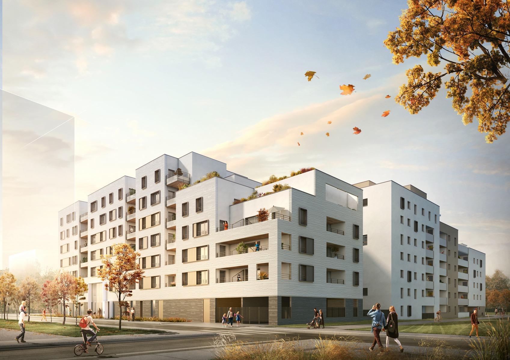 La Ravoire - Zac Valmar - Z Architecture