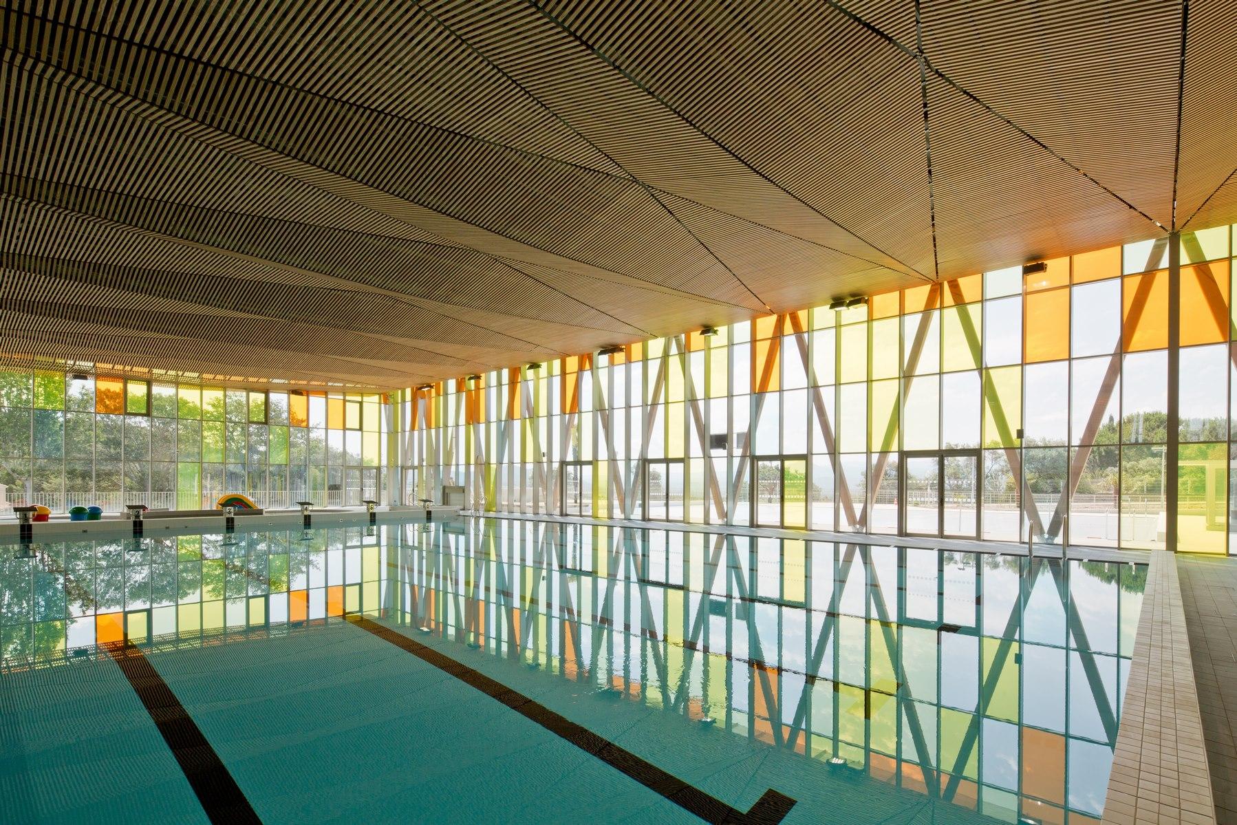 Centre aquatique Pertuis-Durance-Lubéron - Z Architecture