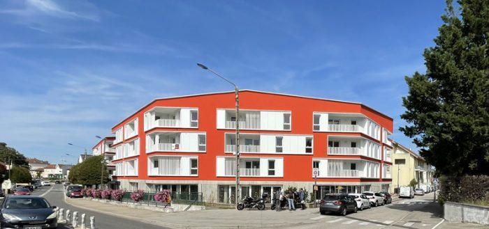 Les Marronniers - logements - La Verpillière - Z Architecture - accueil
