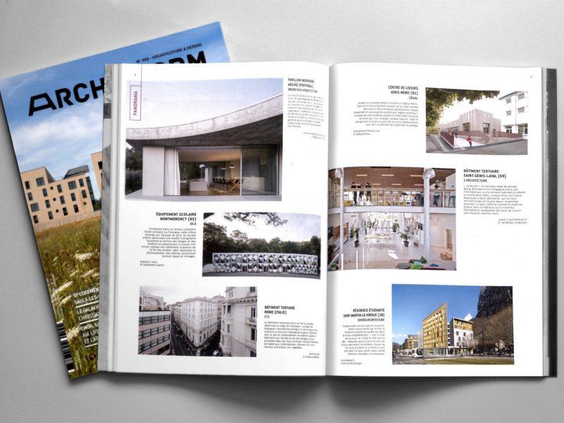 ARCHISTORM - Siège Bjorg - Z Architecture