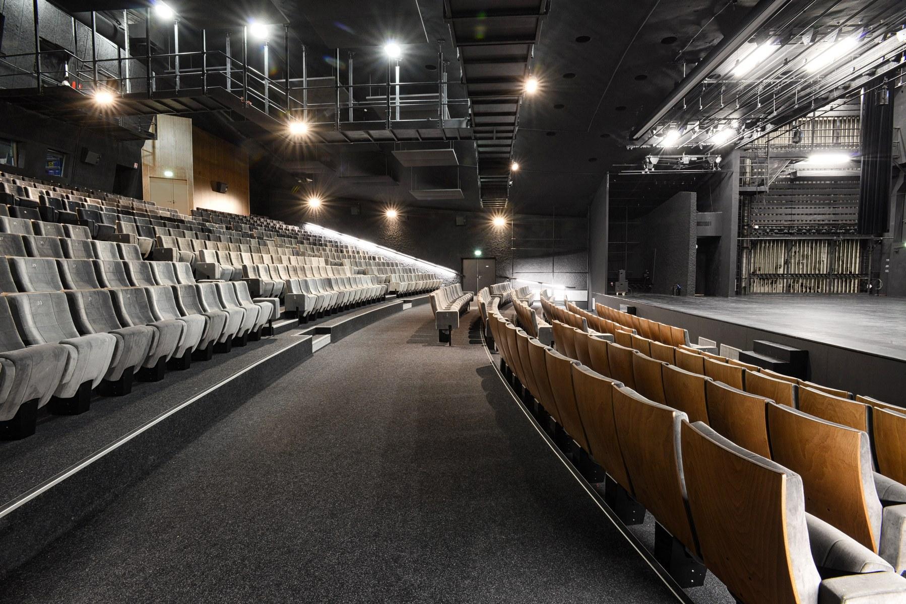 Théâtre Romain Rolland - Villejuif - Z Architecture